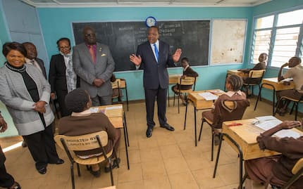Candidates who gave birth during KCPE exams will be prioritised during marking exercise