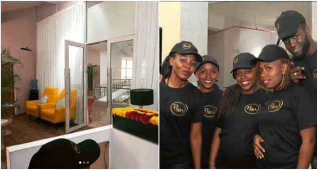 Betty Kyalo's BFF finally addresses beef after employees dumped her for the TV presenter