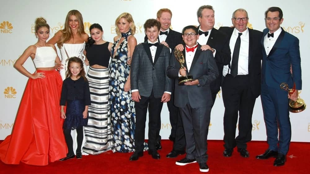 'Modern family' cast and their salaries