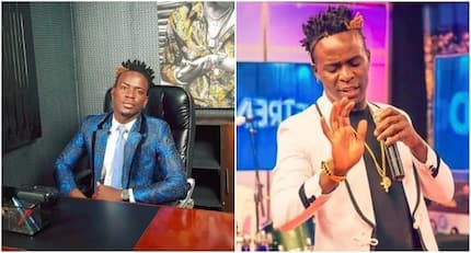 Female fan cries to be hooked up with Willy Paul on live radio