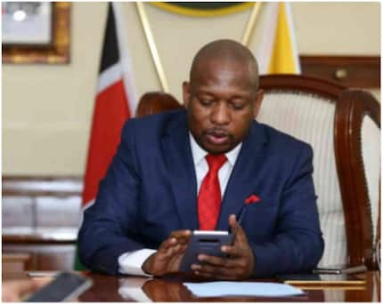 Nairobians put Sonko on the chopping block over poor performance
