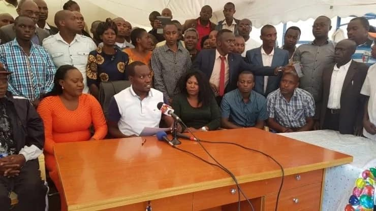 Apologise to CJ Maraga, Kisii leaders tell Raphael Tuju