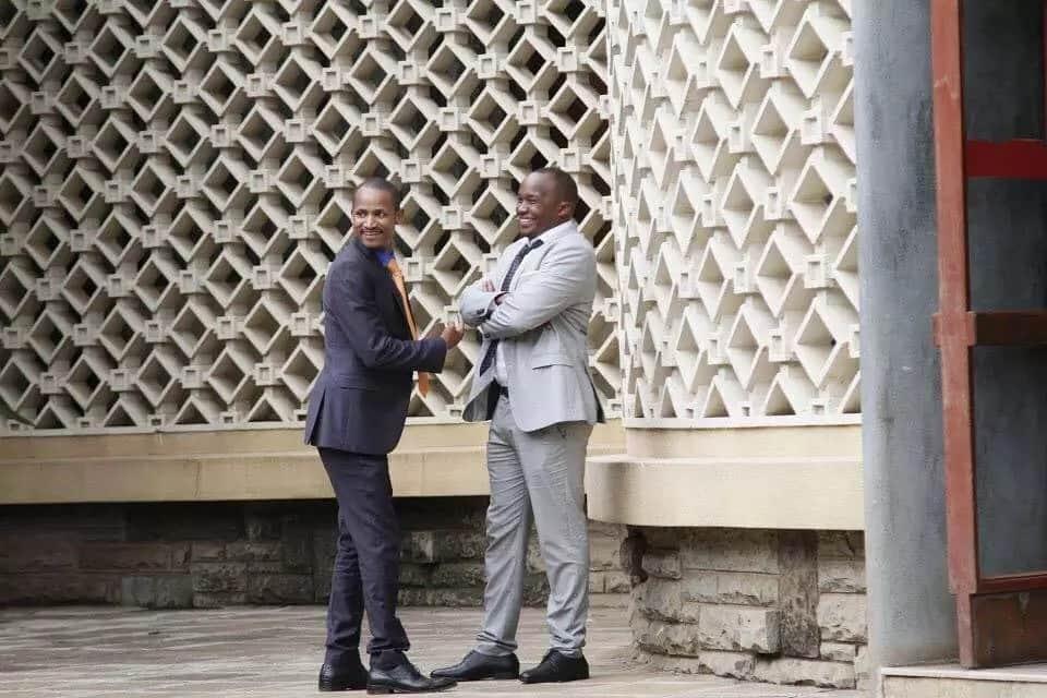 Babu Owino and Jaguar reconcile days after Uhuru- Raila talks