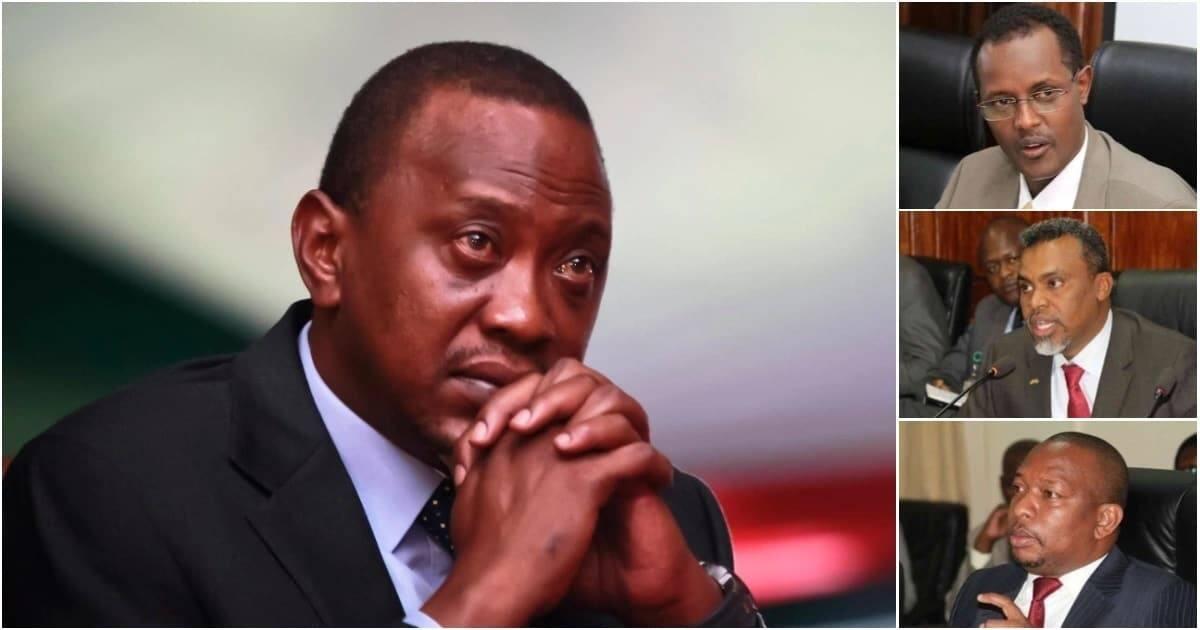 10 Cabinet Secretaries among 30 people implicated in KSh 1.5 billion Ruaraka land scam