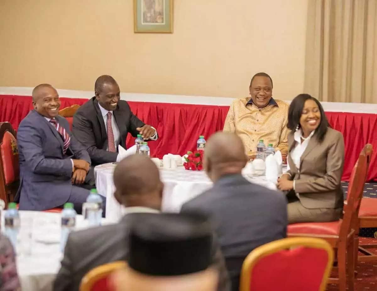 Viongozi wa Mlima Kenya wa Mlima Kenya wamtaka Kindiki kuwa naibu wa Ruto 2022