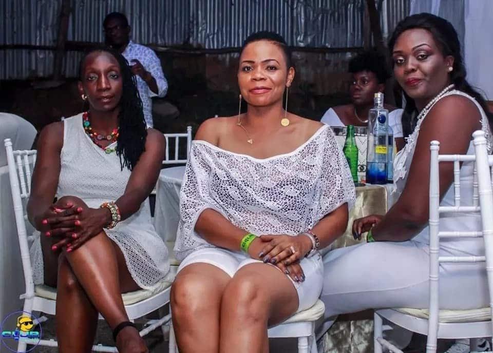 Vera Sidika na mpenziwe Otile Brown wasimamisha shughuli Kisumu katika tamasha ya kufana ya mavazi yote meupe