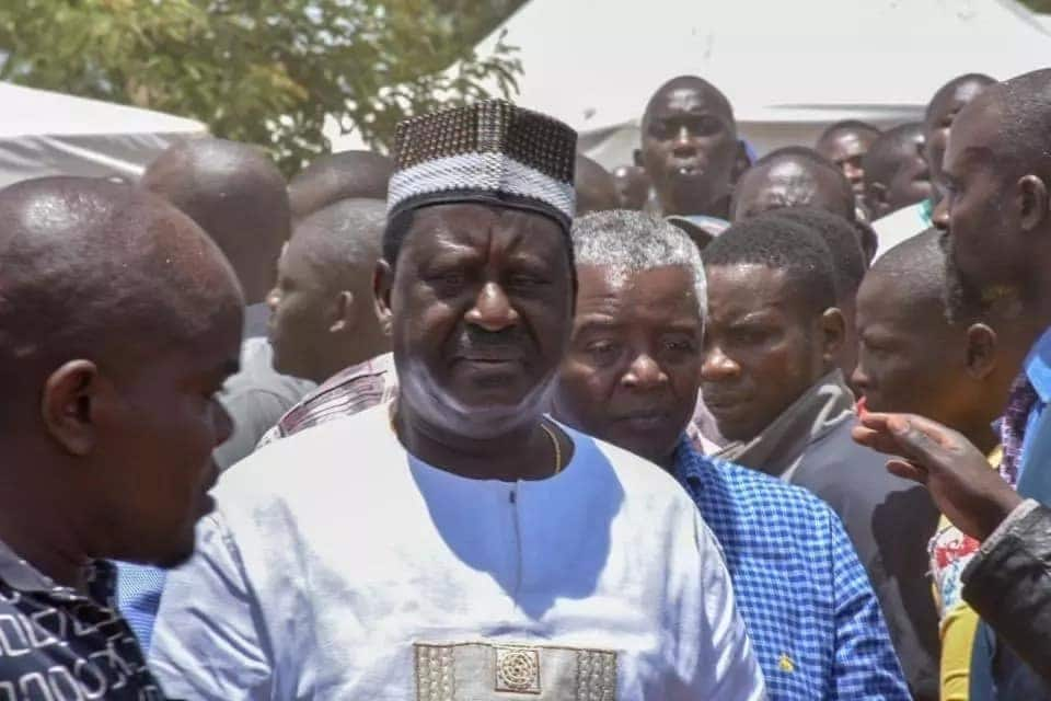Raila is our 2022 presidential choice - ODM MPs