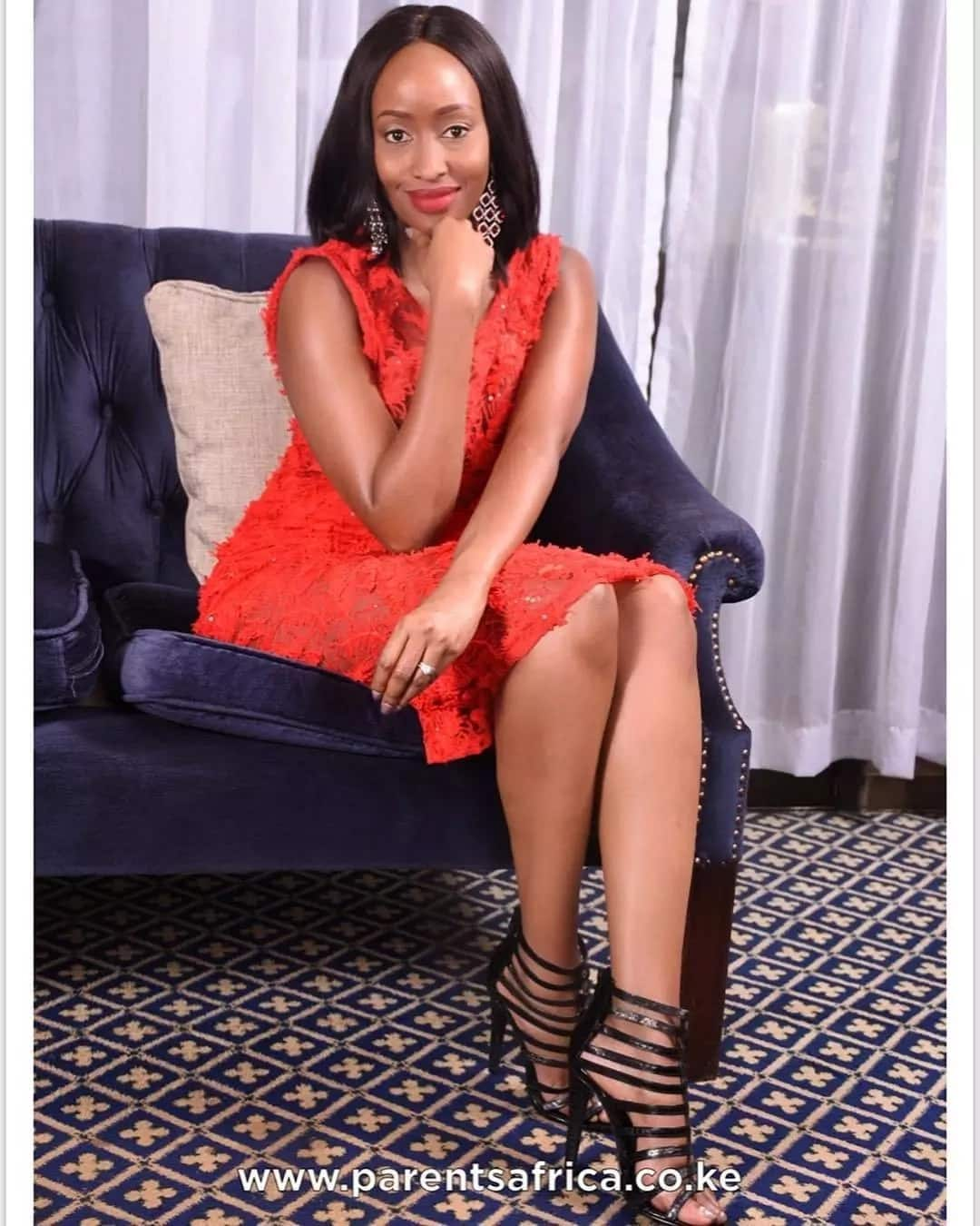 Ex Citizen TV anchor Janet Mbugua is also pregnant and TUKO.co.ke has the details