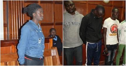 Mum fixed me because she disliked my boyfriend for having small manhood - Moi University student tells court