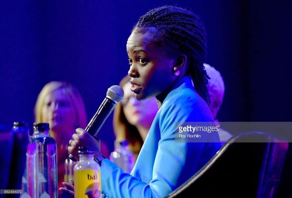 Oscar award-winner Lupita Nyong'o secretly jets into the country, shows up in Kisumu unannounced