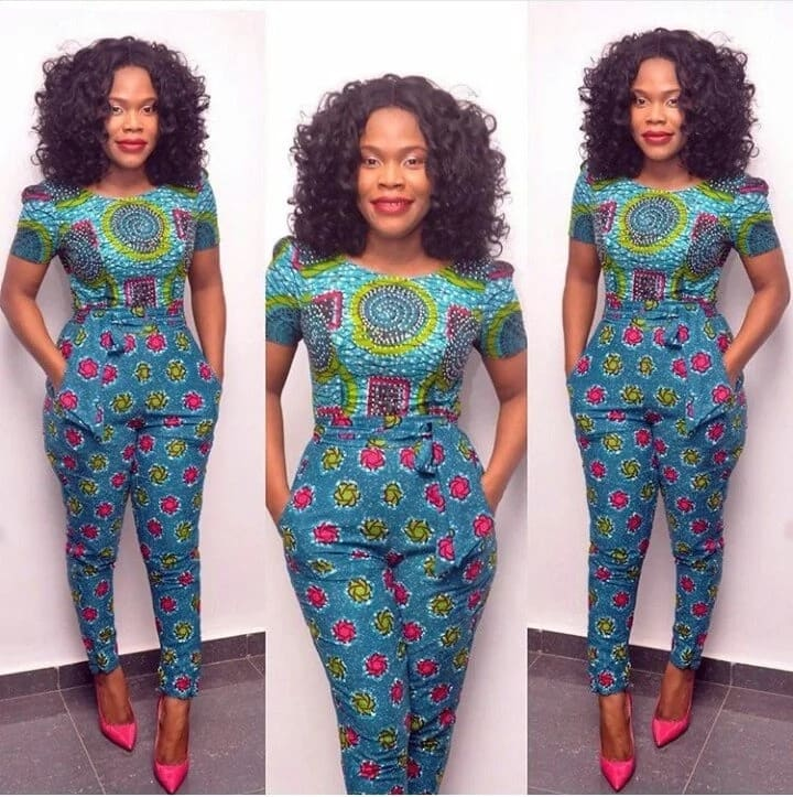Kitenge Designs for Plus Size