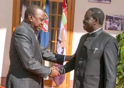 Raila is fighting a losing battle yet again and it is his own doing