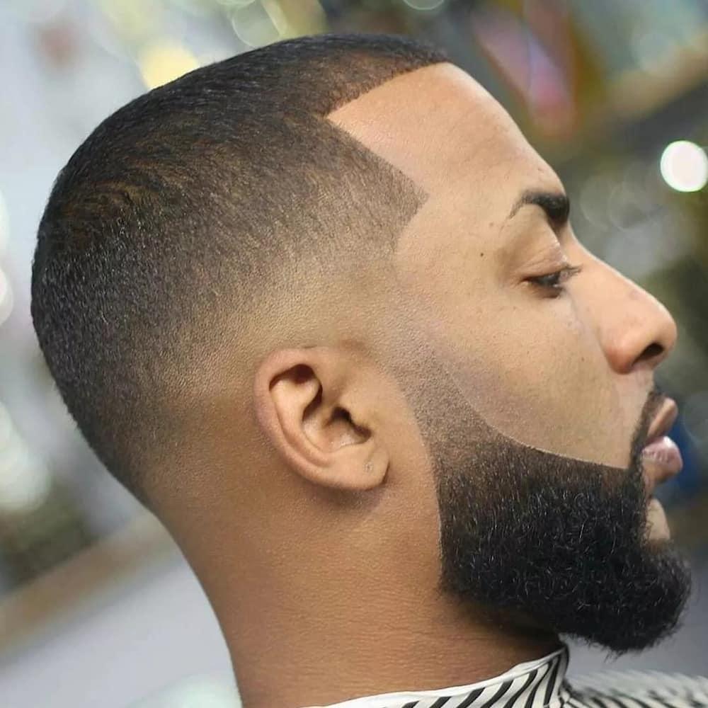 Excellent Best Beard Styles For Black Men Tuko Co Ke Natural Hairstyles Runnerswayorg