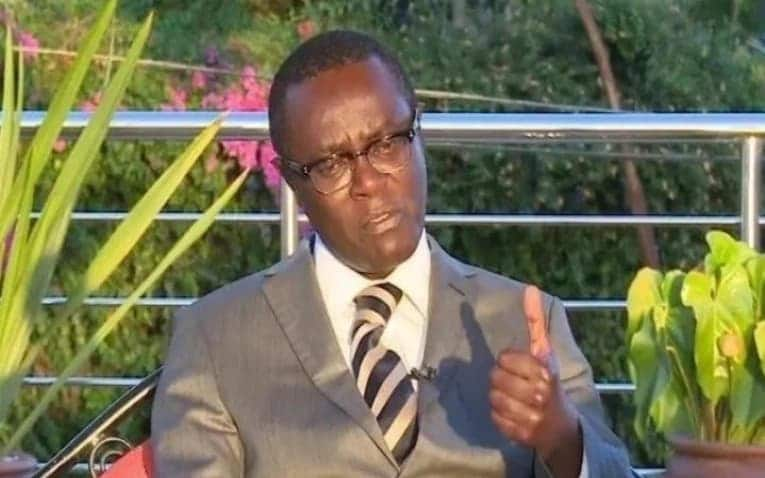 Mutahi Ngunyi biography, family, and education