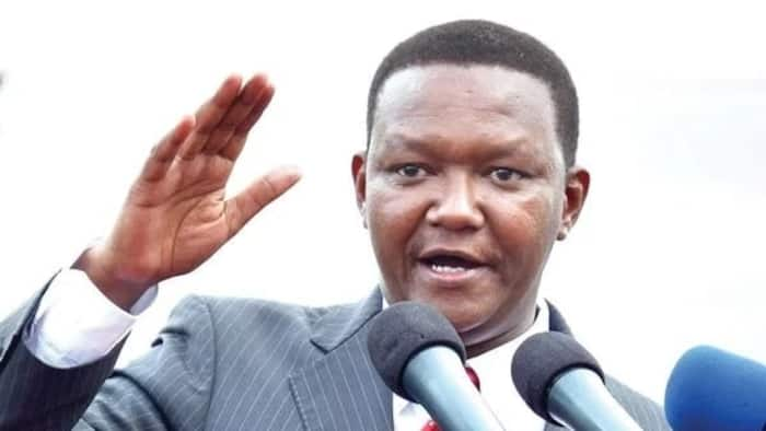 William Ruto Can't Run Away from Jubilee Corruption, He's Part of It, Alfred Mutua and Gladys Wanga Say