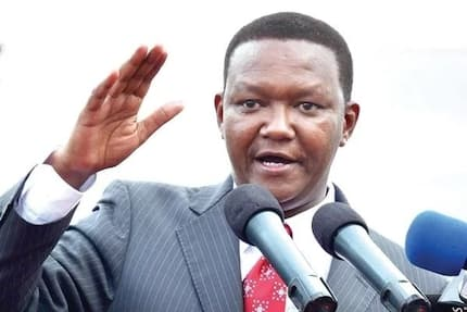 I want to be president to speed up development in Kenya - Alfred Mutua