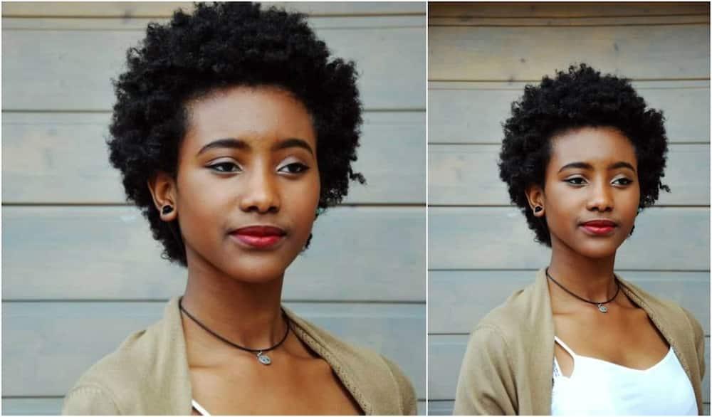 Kenyan Hairstyles For Round Faces Tuko.co.ke