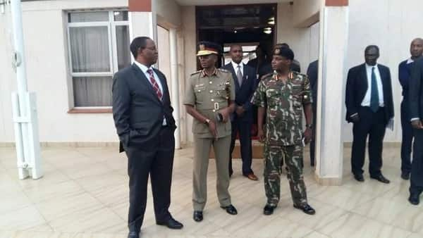 Nairobi county police bosses hiding crime reports for fear of transfers and TUKO.co.ke has the details