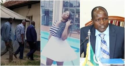 Governor Obado denies involvement in Sharon Otieno's death, calls for calm