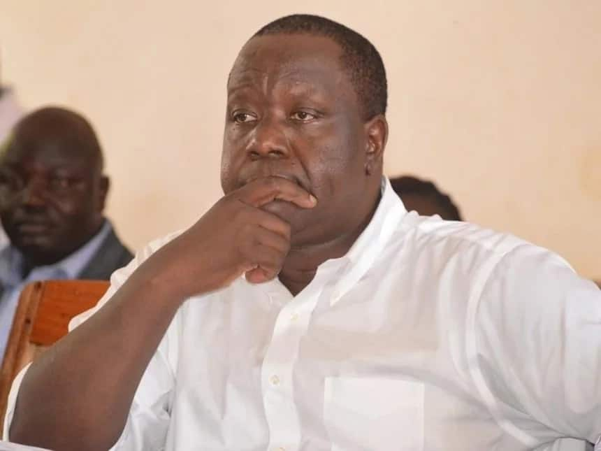 Matiang'i not fit to serve as Interior CS - MPs told