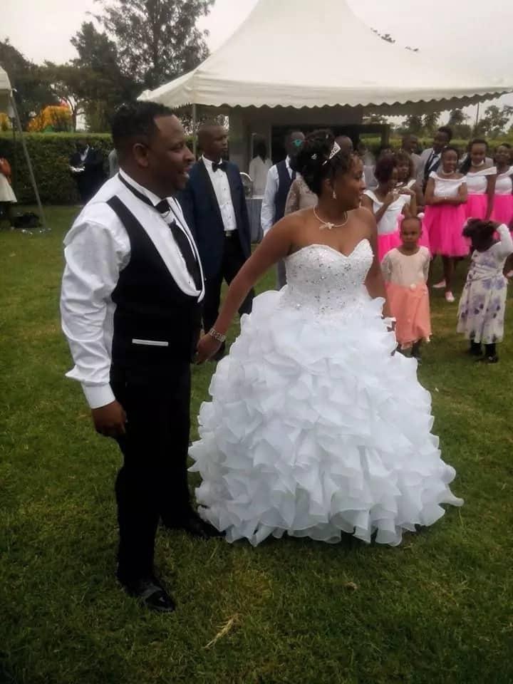 Mwanawe Pasta Pius Muiru afanya harusi ya kifahari