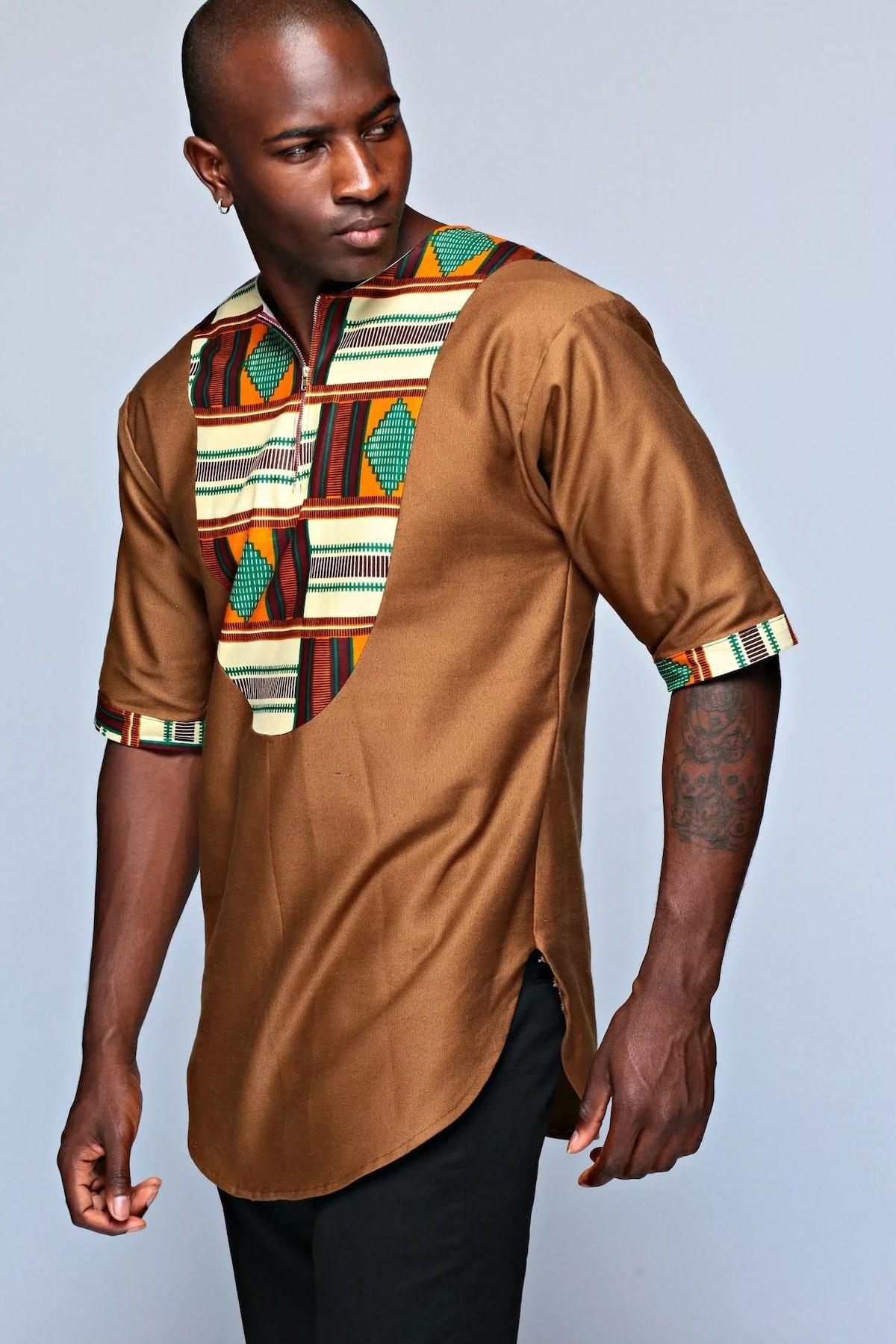African wear dresses, best African dresses, Modern African dresses for men