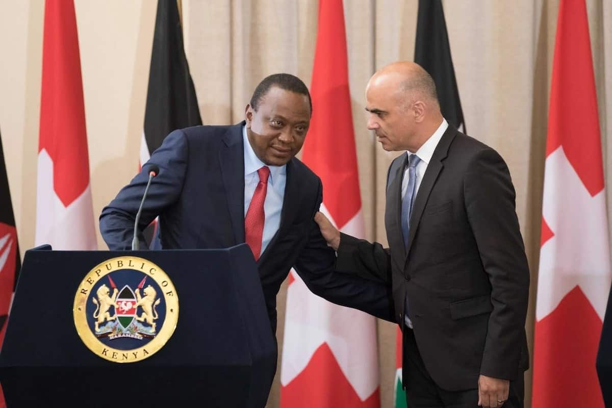 5 African presidents including Uhuru who have actualised fight against corruption