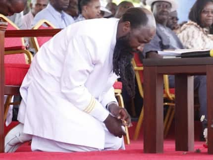 How Prophet Owuor prophesied about the earthquake that hit E. Africa (video)