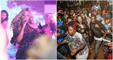 Victoria Kimani unapologetic after her bodyguards slapped man who grabbed her behind