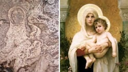 Virgin Mary and baby Jesus appear in Kenya as chilling 'miracle' sign from God