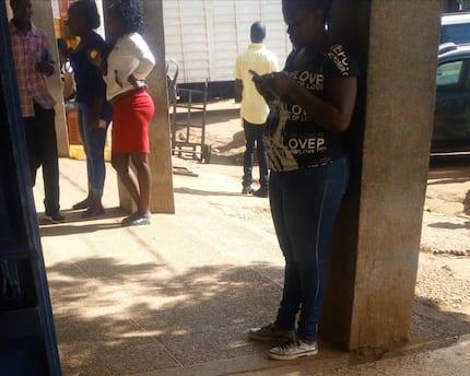 Prostitutes paint Eldoret town red as wheat farmers pocket harvest money