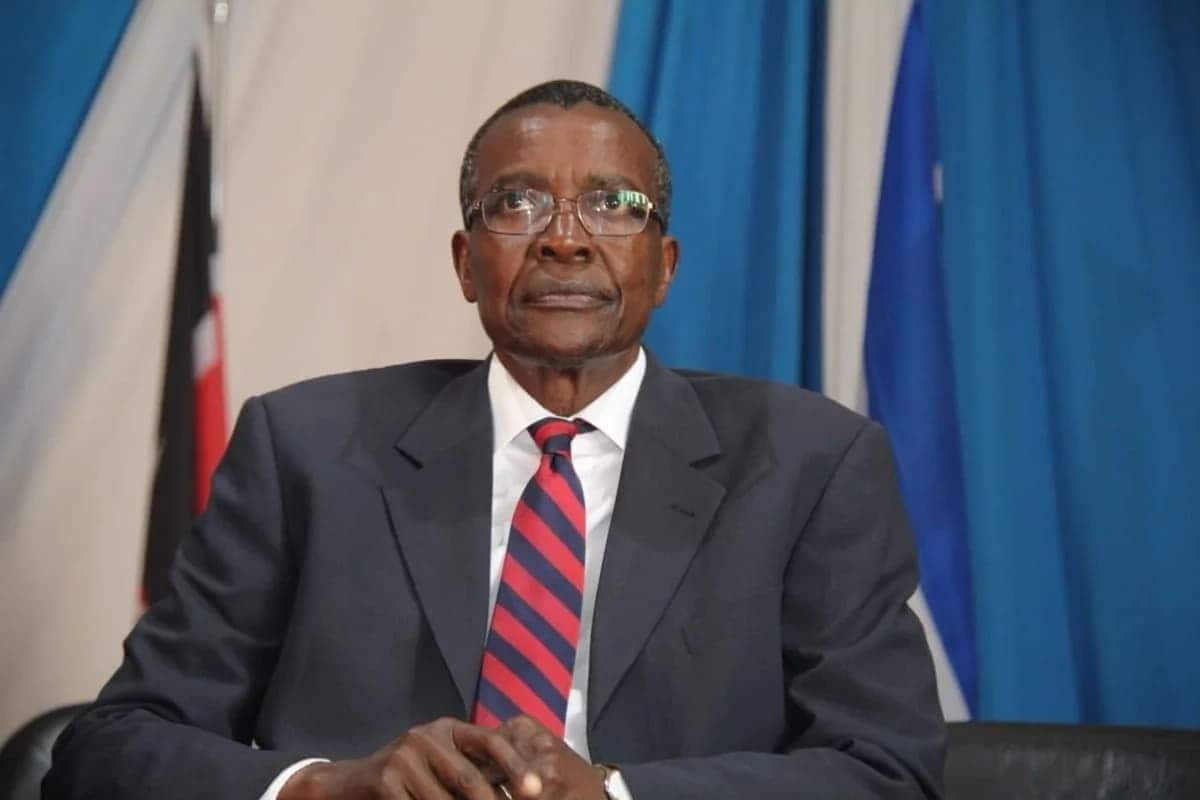 Born in a poor family, became a drunkard, lost focus in life but I thank God I got saved - CJ Maraga