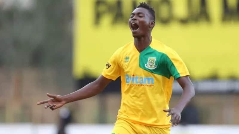 Aliyekuwa straika wa Mathare United Elijah Mwanzia ajiunga na Ulinzi FC
