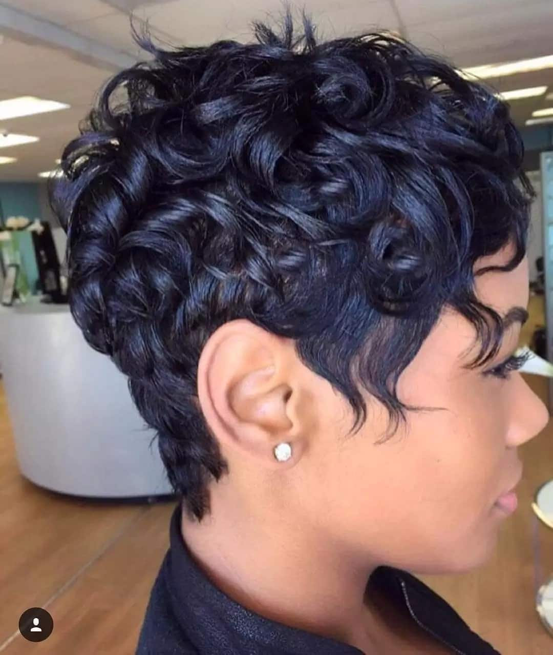 Latest Short Hairstyles for Ladies