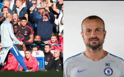 Chelsea coach Marco Ianni charged with misconduct as United manager Jose Mourinho avoids punishment
