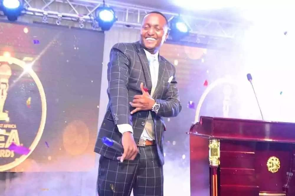 Willy M Tuva named among Africa's best radio, TV presenter in US