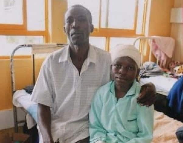 14-year-old Homa Bay boy stuck in hospital after surgery, seeks help to clear bill