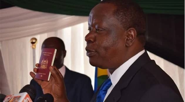 How to apply for e passport Kenya