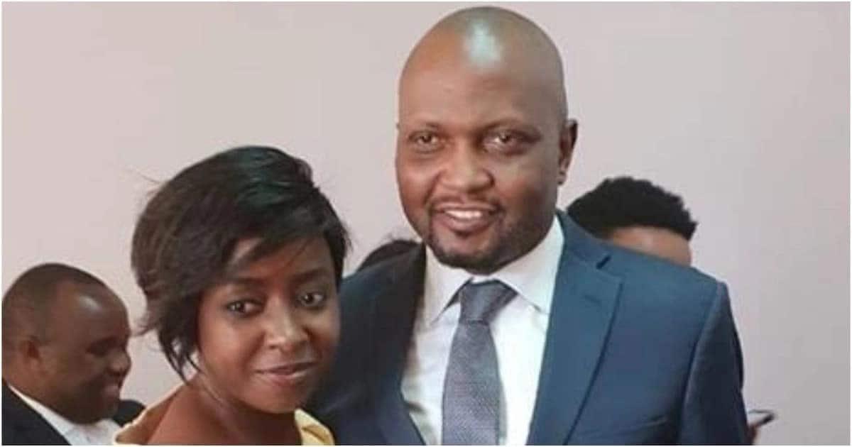 Picha za Jacque Maribe na wanasiasa mashuhuri Kenya akiwamo Uhuru