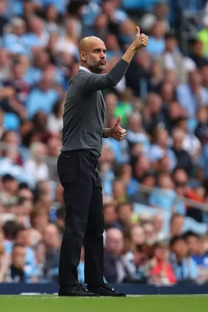 Pep Guardiola bans Man City players from using phones in training ground