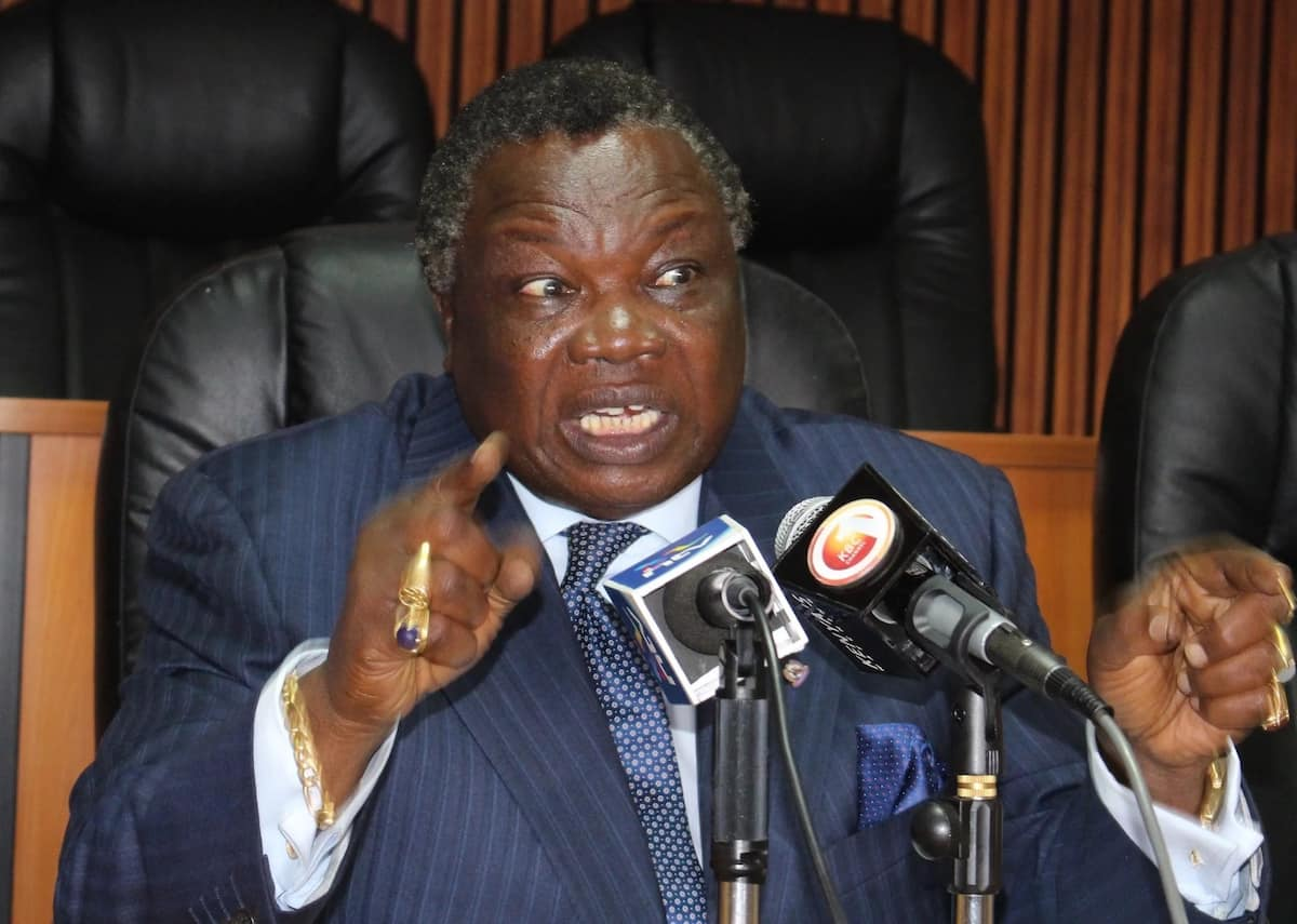 I don't fear death, kill me if you want, COTU boss speaks on threats to his life