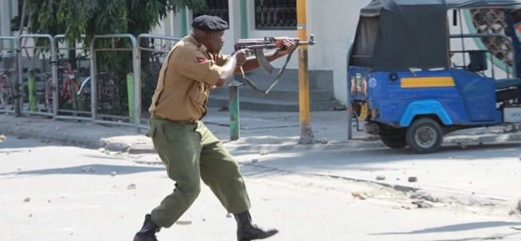 Polisi wawaua majambazi 3 baada ya ufyatulianaji risasi Juja