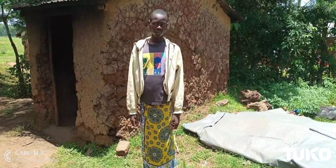 Kakamega family appeals for KSh 500k for son's treatment following strange ailment on private parts