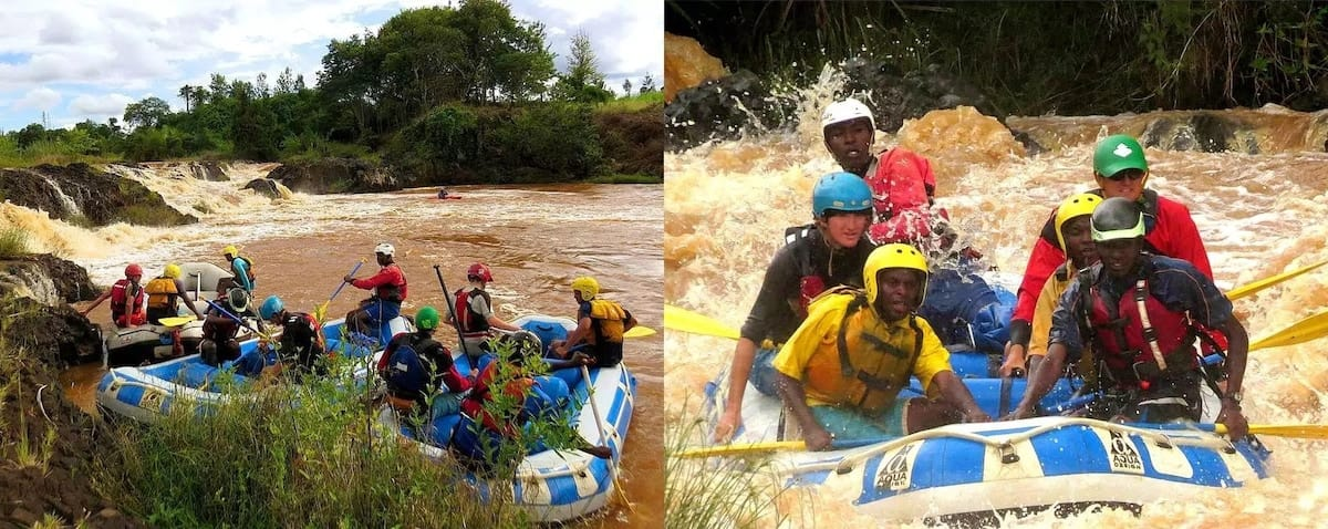 White water rafting prices White water rafting Kenya White water rafting family trips White water rafting events Best white water rafting in Kenya