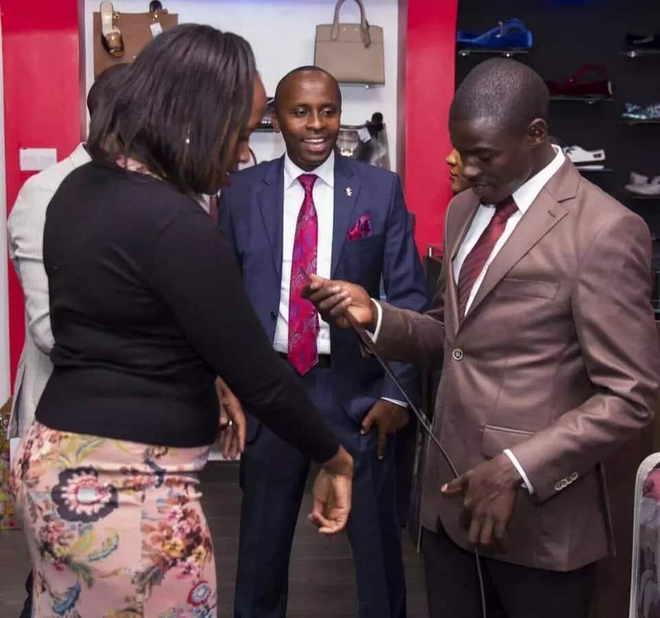 Mbunge mchanga zaidi atunukiwa zawadi kubwa na 'Uhuru'