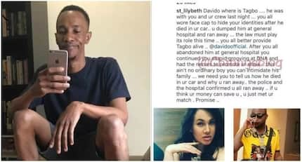 Nigerian star Davido accused of killing and dumping body of man at a hospital