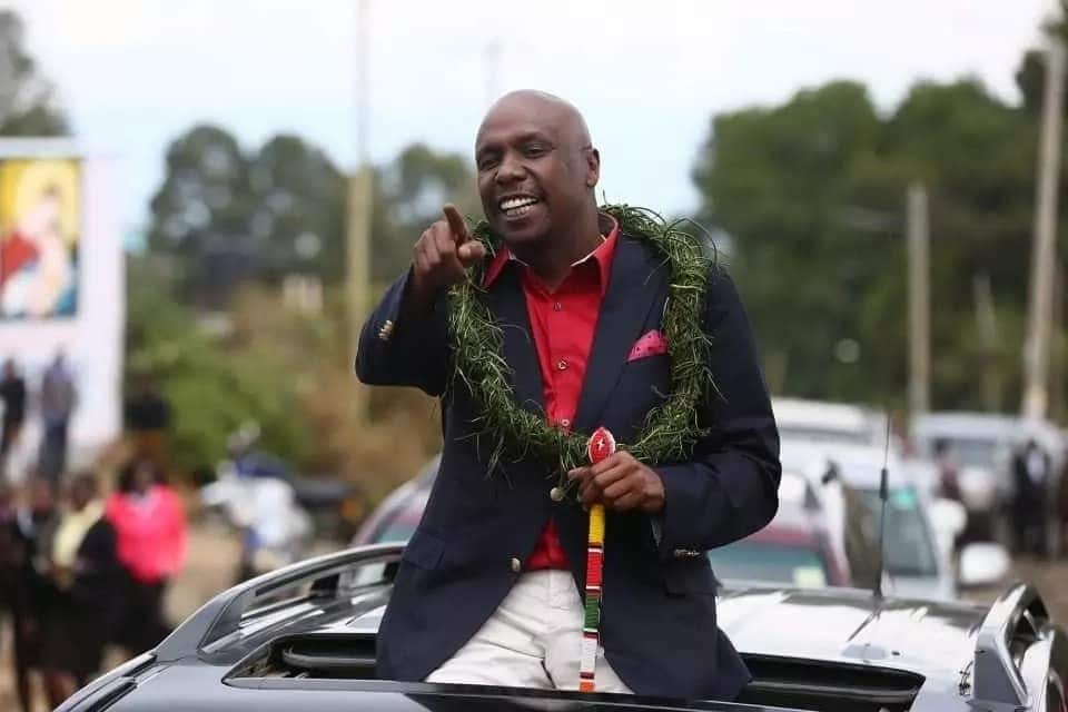 Gideon Moi approaching Raila for a 2022 alliance against William Ruto