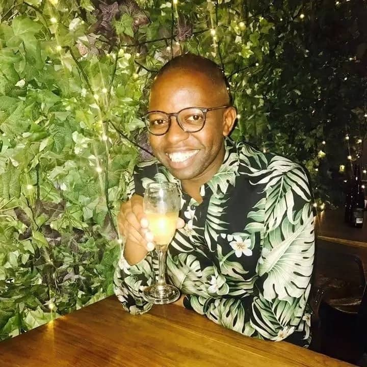 Female Jubilee's governor's alleged gay son spotted in tight dress and TUKO.co.ke has the photos