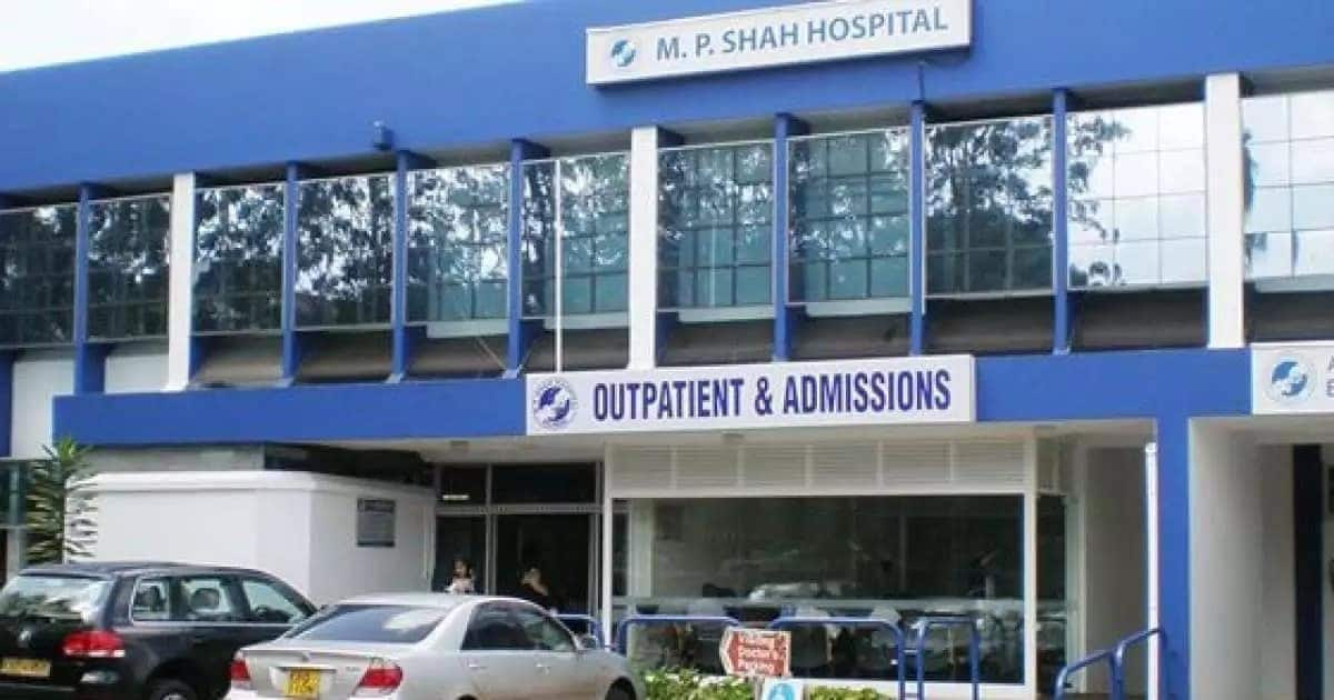 Patients at MP Shah hospital cheat death as motorist ploughs through facility