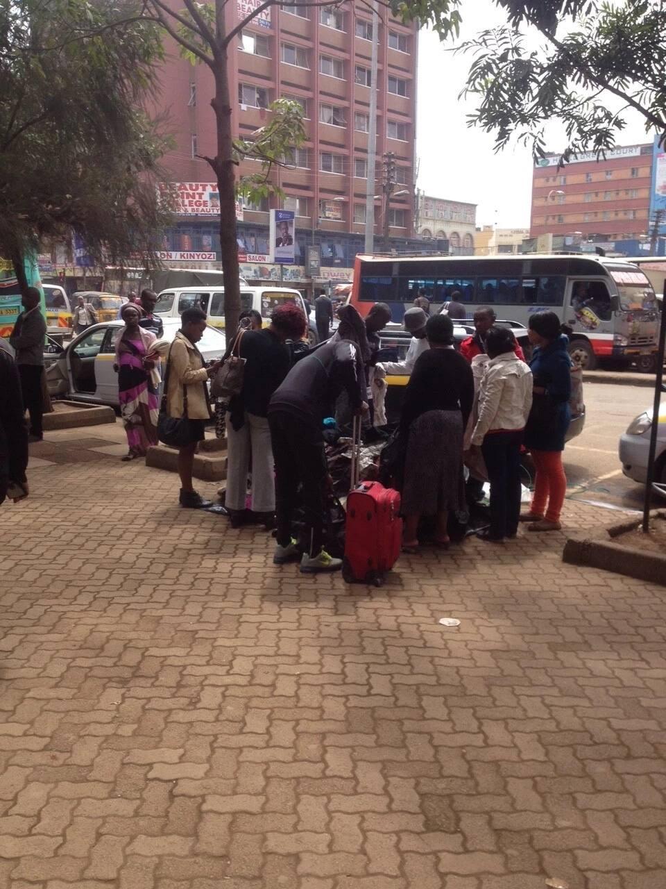 Video emerges of ex-governor Kidero warning Nairobians of criminal gangs under Sonko leadership